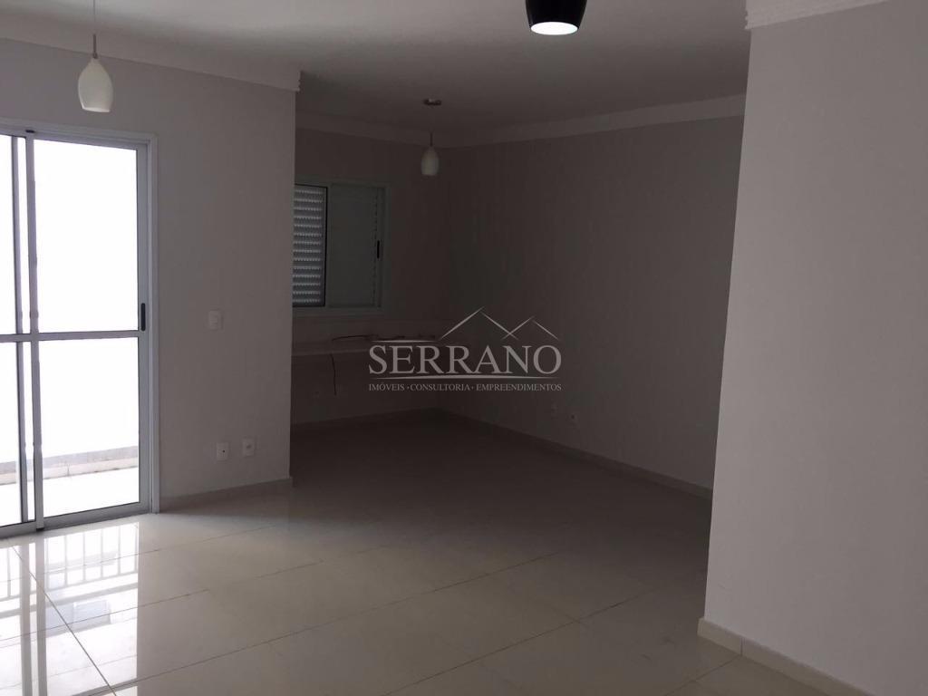 Apartamento residencial à venda, Jardim das Samambaias, Jundiaí.