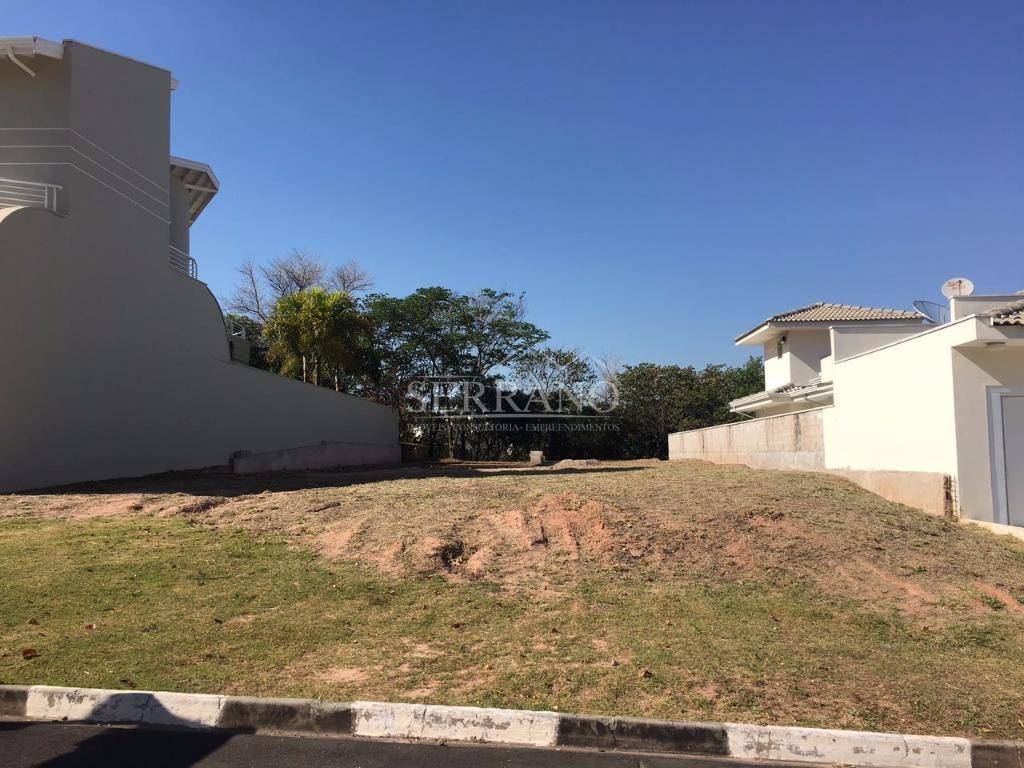 Terreno residencial à venda, Condomínio Terras de Vinhedo, Vinhedo.