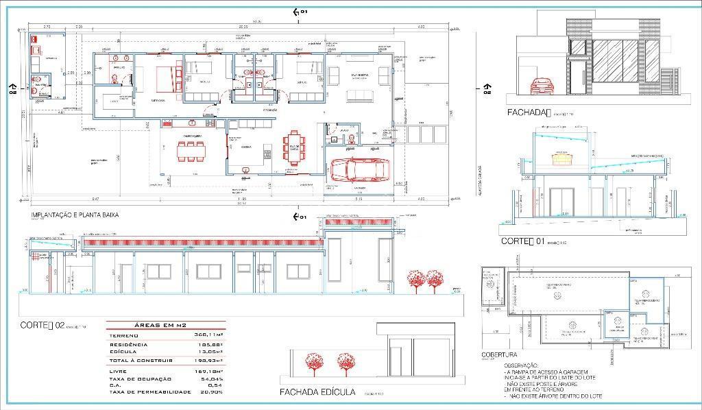 Casa residencial para locação, Condomínio Jardim América, Vinhedo, pronta em dezembro/2017!!!