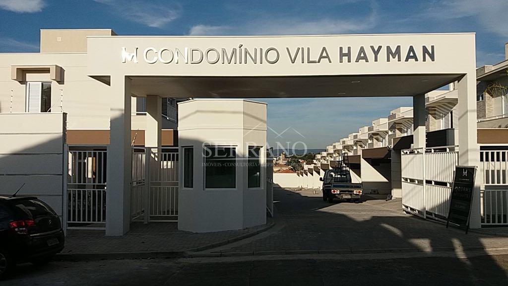 Casa residencial à venda, no Condomínio Vila Hayman, Jardim Pagliato, Sorocaba.