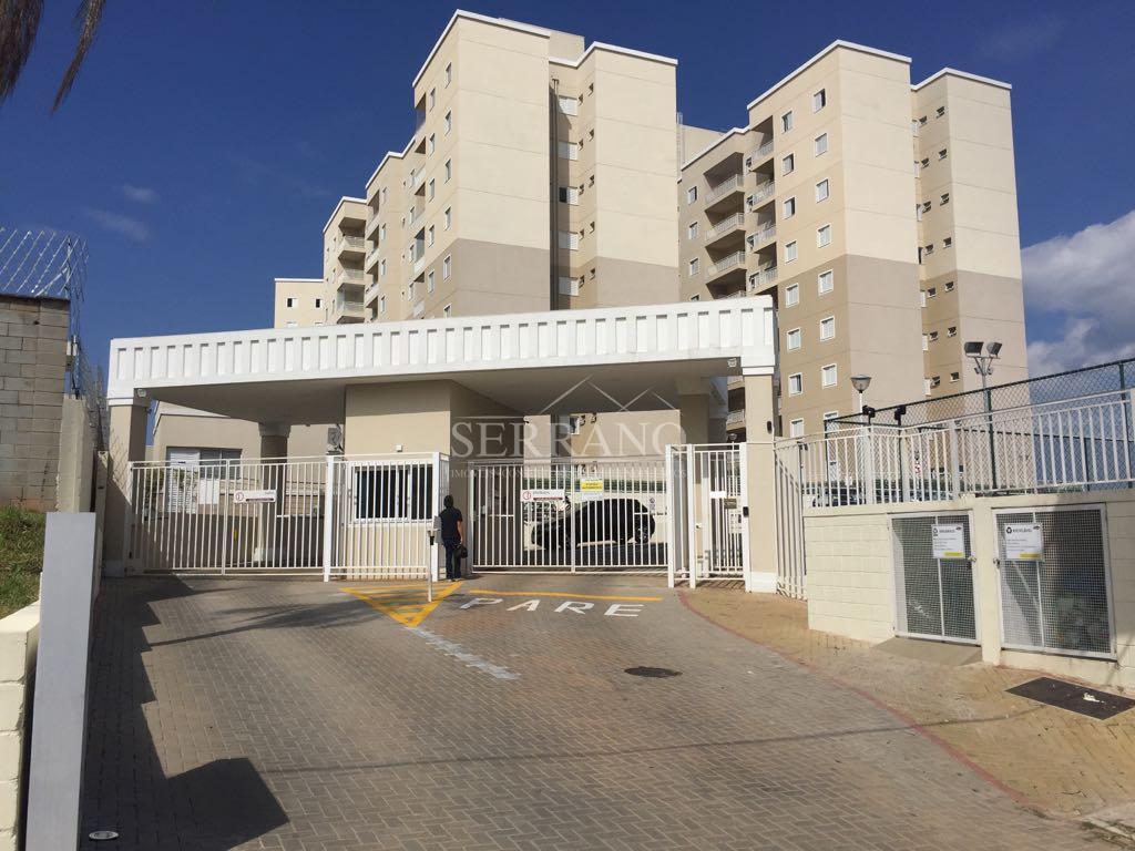 Apartamento residencial à venda, no Residencial Felicittá, Jardim Bandeirantes, Louveira.
