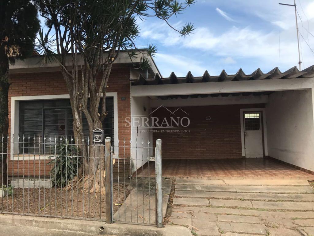 Casa/terreno residencial e comercial para venda, no centro de Vinhedo/SP.