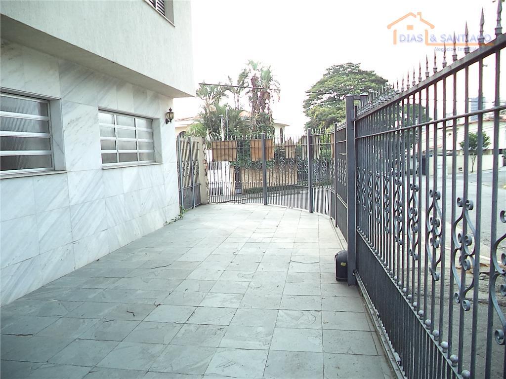 Sobrado residencial à venda, Jardim Saúde, São Paulo - SO010