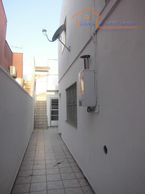Sobrado residencial para locação, Vila Flórida, São Bernardo
