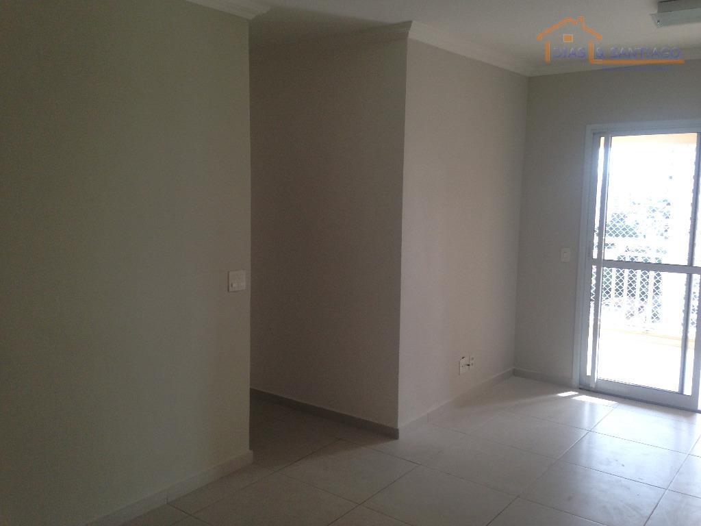 Apartamento residencial à venda, Campestre, Santo André - AP