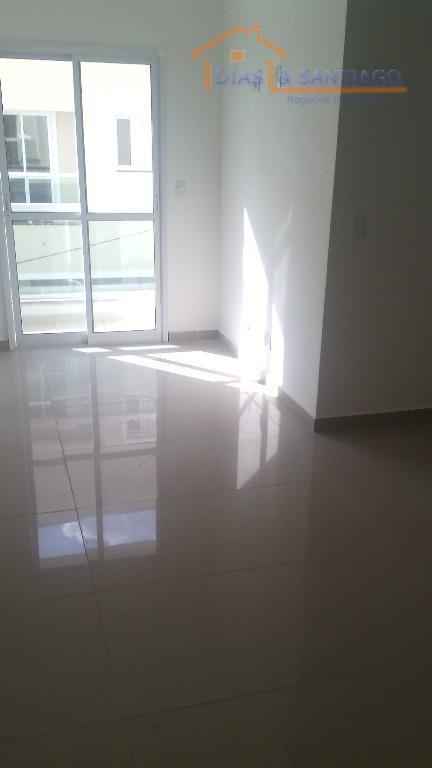 Apartamento residencial à venda, Jardim Santo Alberto, Santo