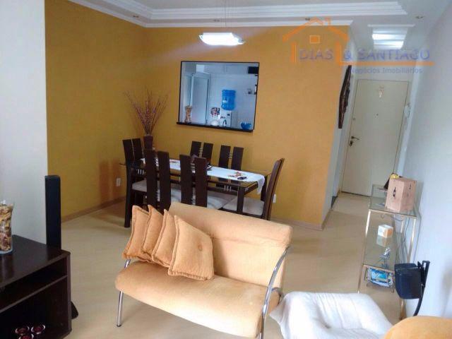 Apartamento residencial à venda, Baeta Neves, São Bernardo d