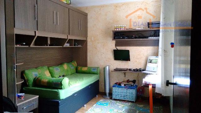 Apartamento residencial à venda, Vila Curuçá, Santo André -