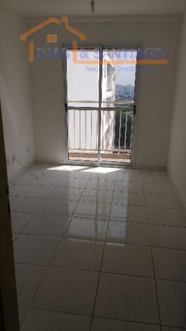 Apartamento residencial à venda, Vila Homero Thon, Santo And
