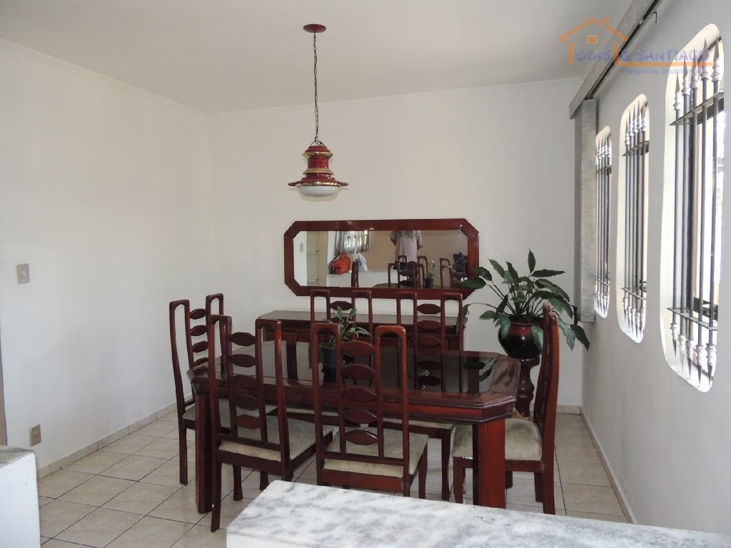 Sobrado residencial à venda, Vila Guarani, Santo André - SO0