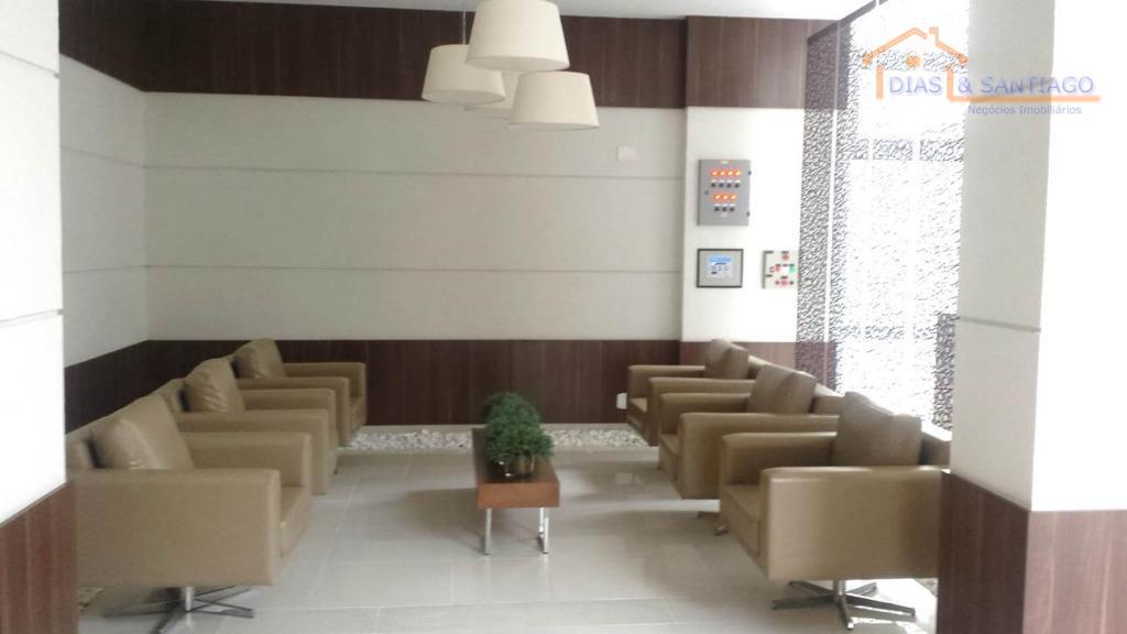 Sala comercial para locação, Centro, Diadema - SA0025.