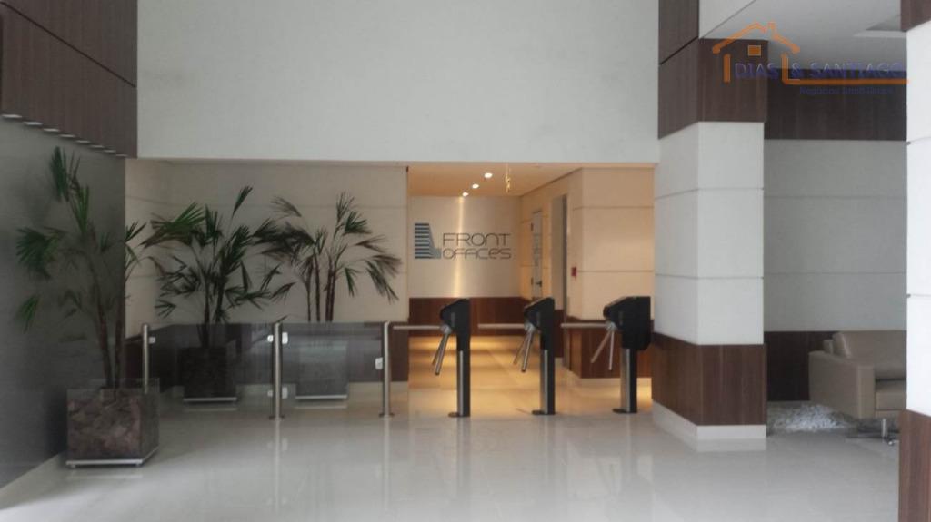 Sala comercial à venda, Centro, Diadema - SA0028.