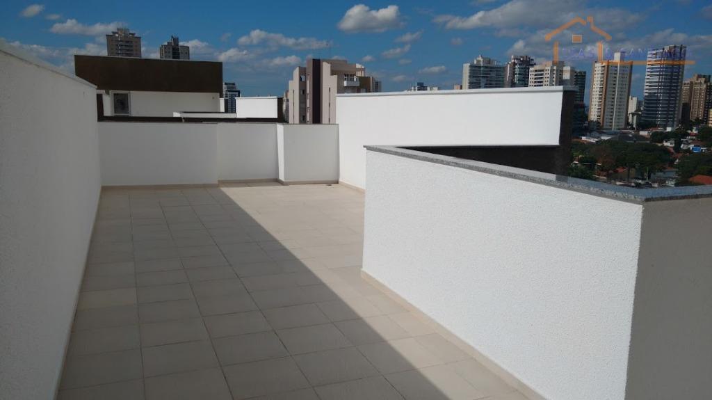 Apartamento residencial à venda, Bairro Jardim, Santo André