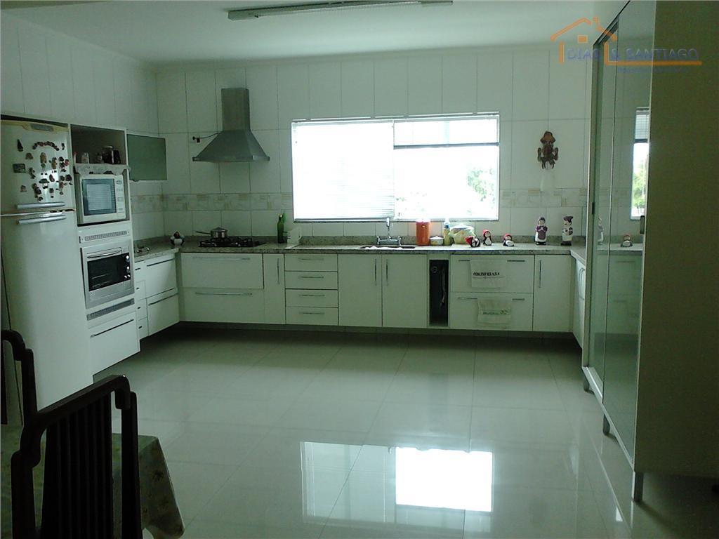 Sobrado residencial à venda, Vila Floresta, Santo André - SO