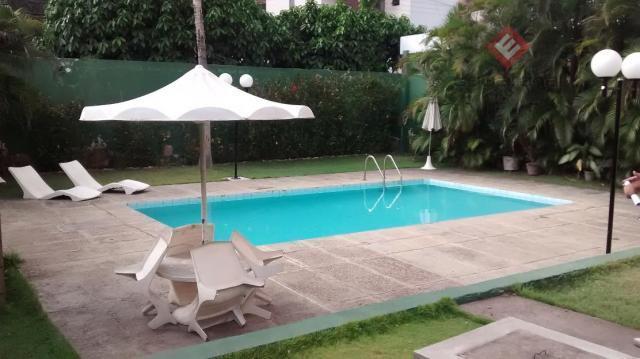 Apartamento residencial à venda, Varjota, Fortaleza.
