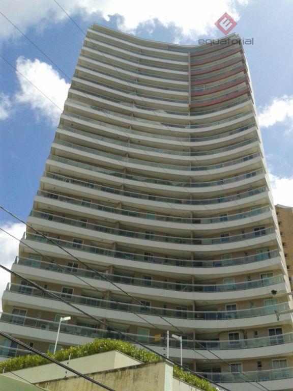 Apartamento residencial à venda, Meireles, Fortaleza - AP7294.