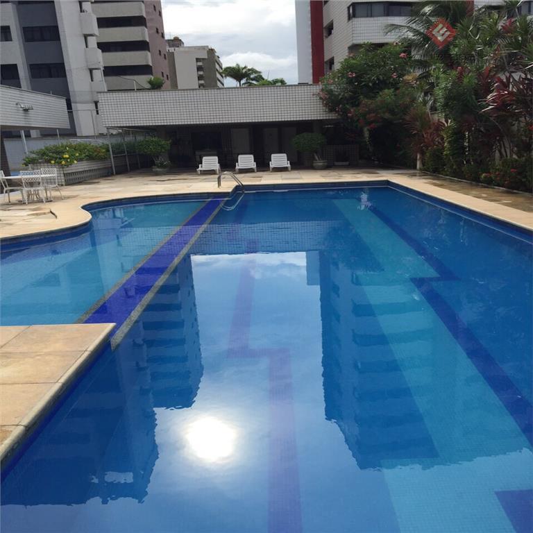 AP2057 Ed. Buzios Apartamento  360m²,04 Suites,04 Vagas Lazer Completo , Aldeota, Aceito Imóvel Facilito