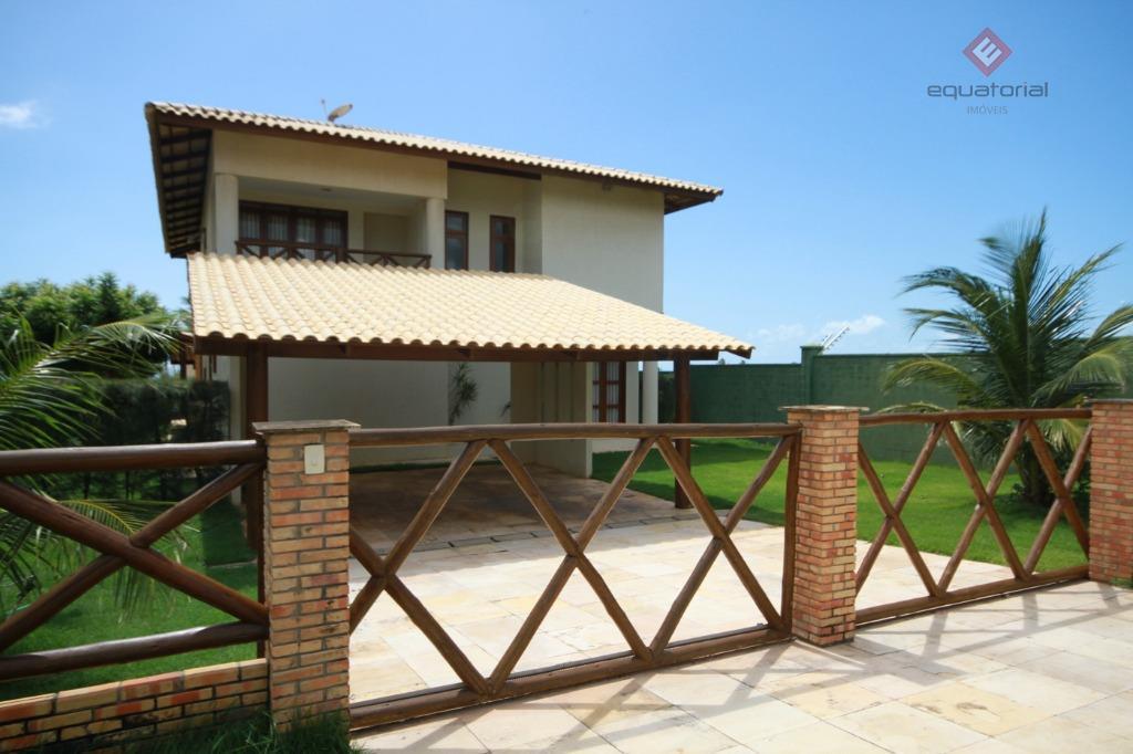 Casa  Summerville Cumbuco, 215m², 04 suítes,04 Vagas - Cumbuco
