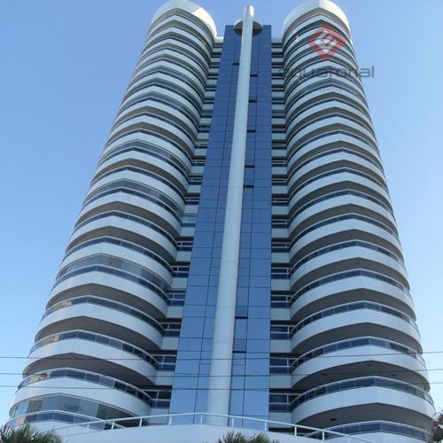 Apartamento residencial à venda, Meireles, Fortaleza - AP6459.