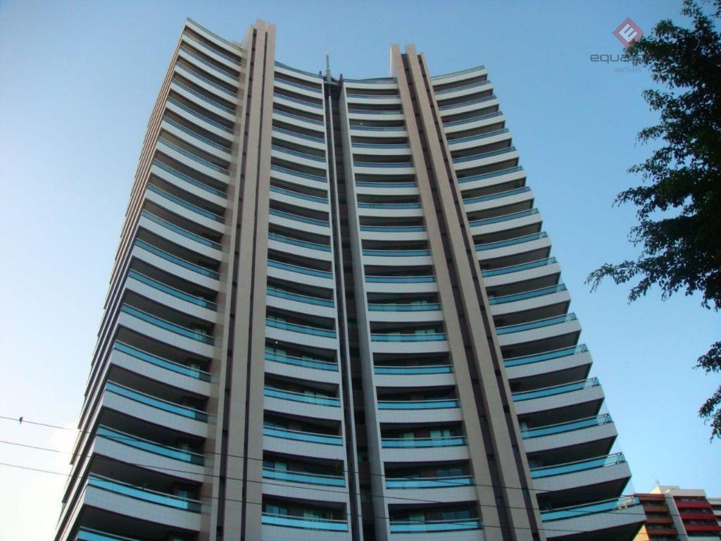 AP8732 Apartamento 217m²,04Suites,04Vagas. Meireles, Recebo imóvel Facilito