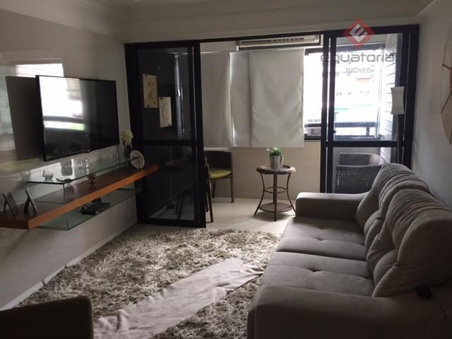 AP9845 Vendemos Apartamento com 100m²,3Quartos2Suites,2vagas no Meireles, Aceito Proposta