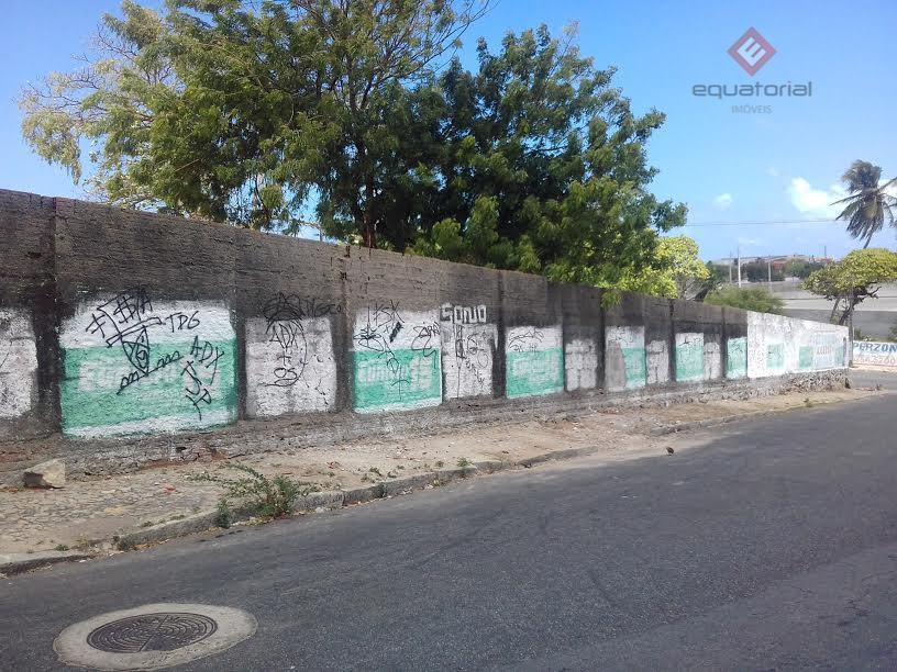 Alugamos Terreno  Av. Francisco Sá , Barra do Ceará, Fortaleza.