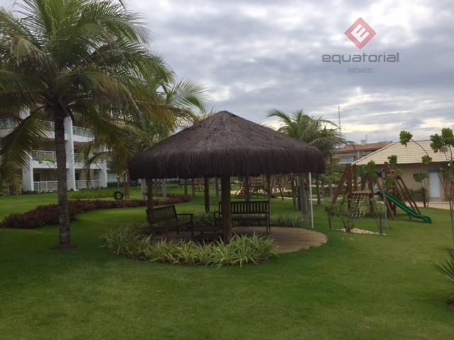 golf ville, porto das dunas, aquiraz, excelente apartamento com 115m², 03 suítes, ampla varanda, sala de...