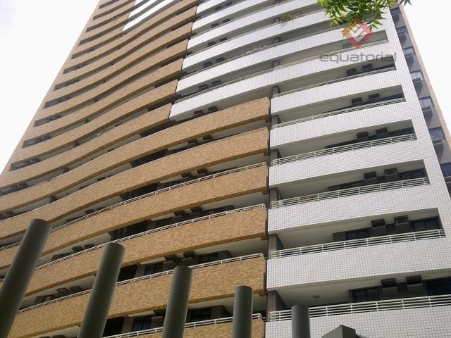 Apartamento residencial para locação, Mucuripe, Fortaleza.