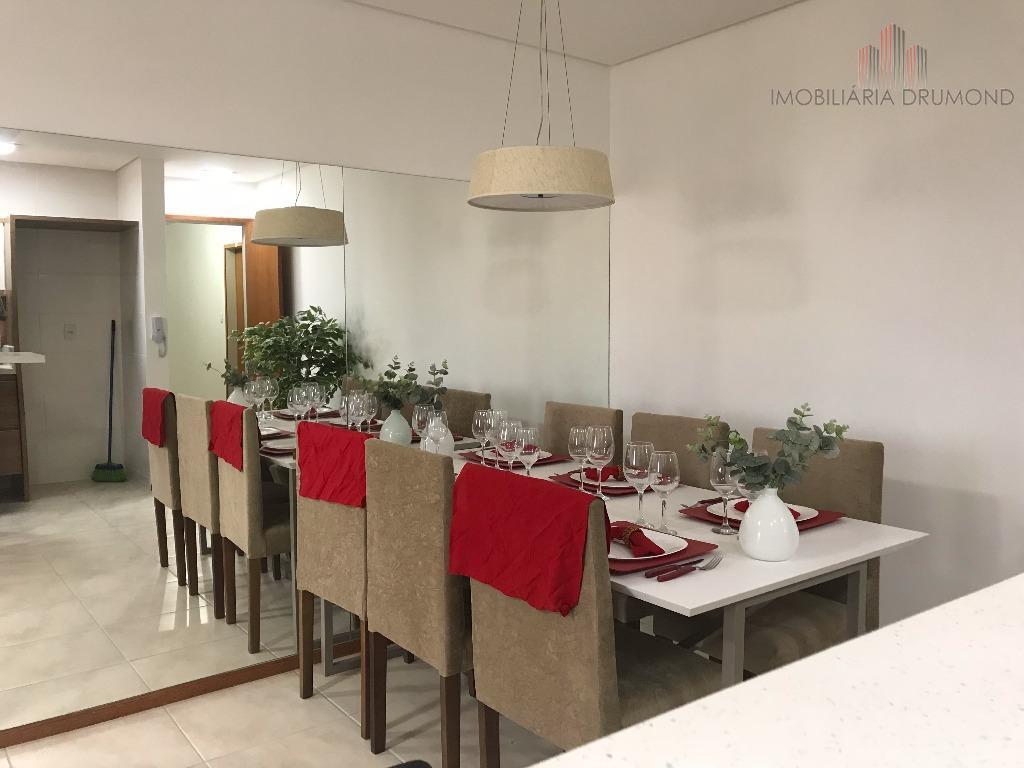 Apartamento residencial à venda, Pagani, Palhoça.