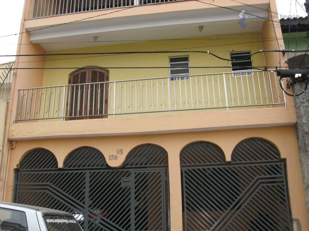 Sobrado com 3 dormitórios, Vila Carosina