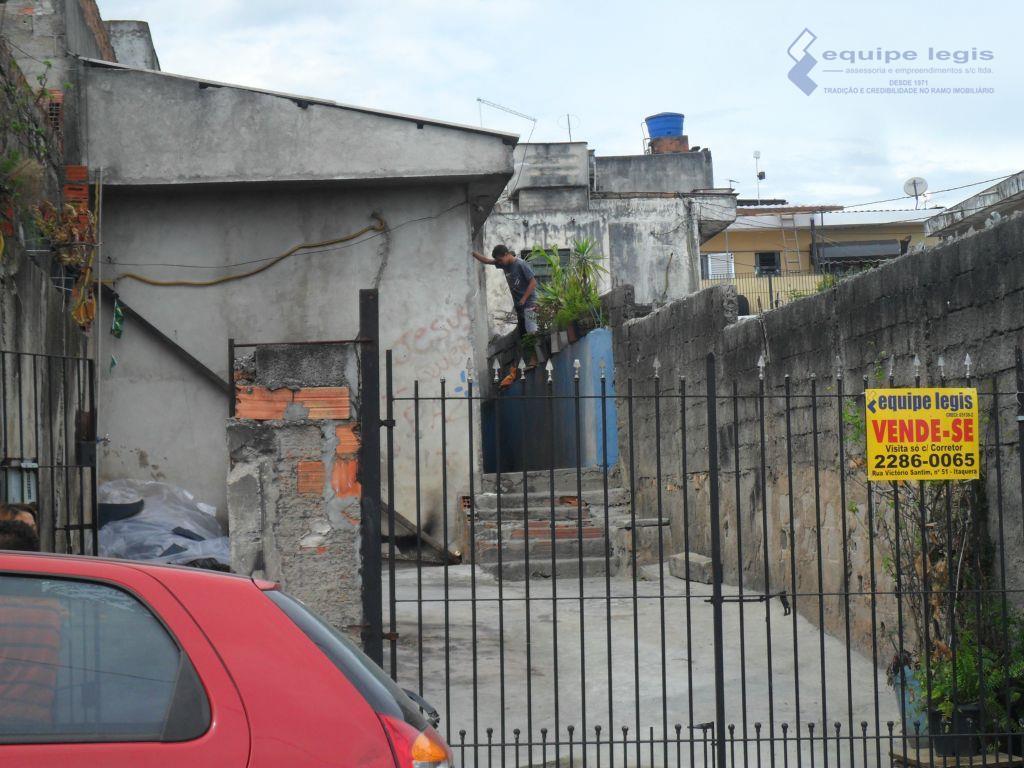 Casa 4 dormitórios Vila Carmosina