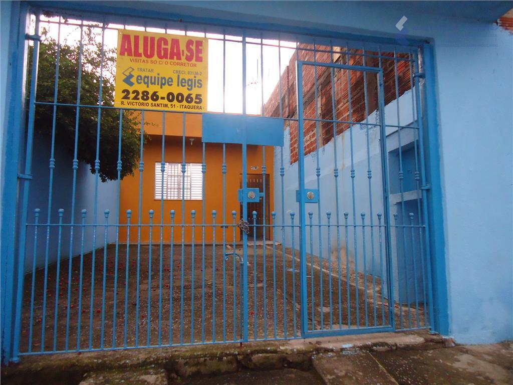 Casa residencial para locação,Guaianazes, São Paulo - CA0113.