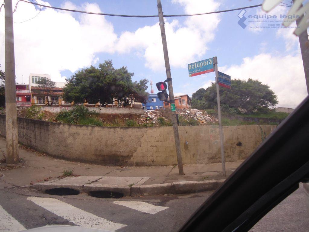 Terreno  comercial para locação, Vila Jacuí, São Paulo.
