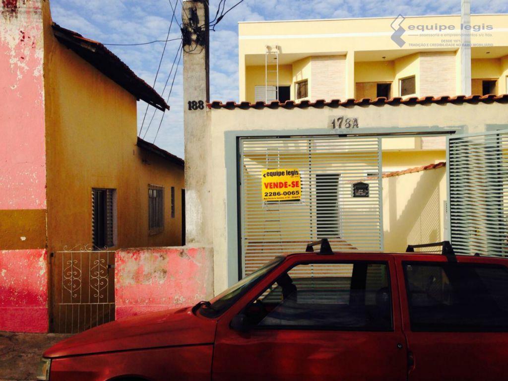Sobrado  residencial à venda, Parque Cruzeiro do Sul, São Paulo.