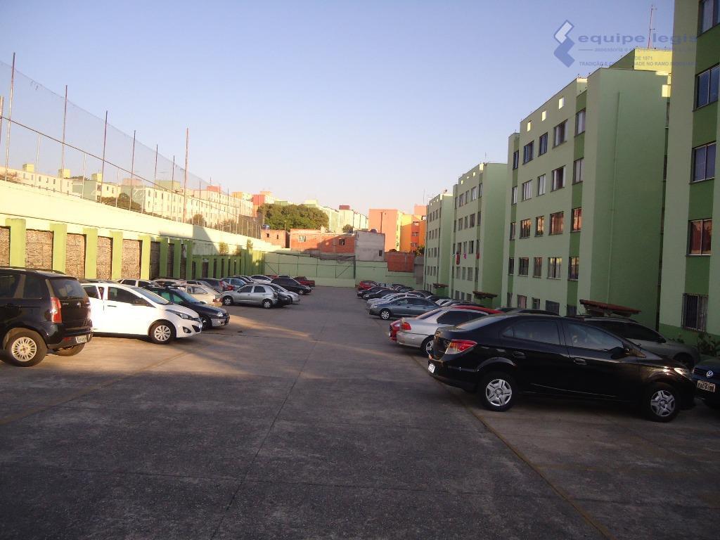 Apartamento residencial para locação, Itaquera, São Paulo.