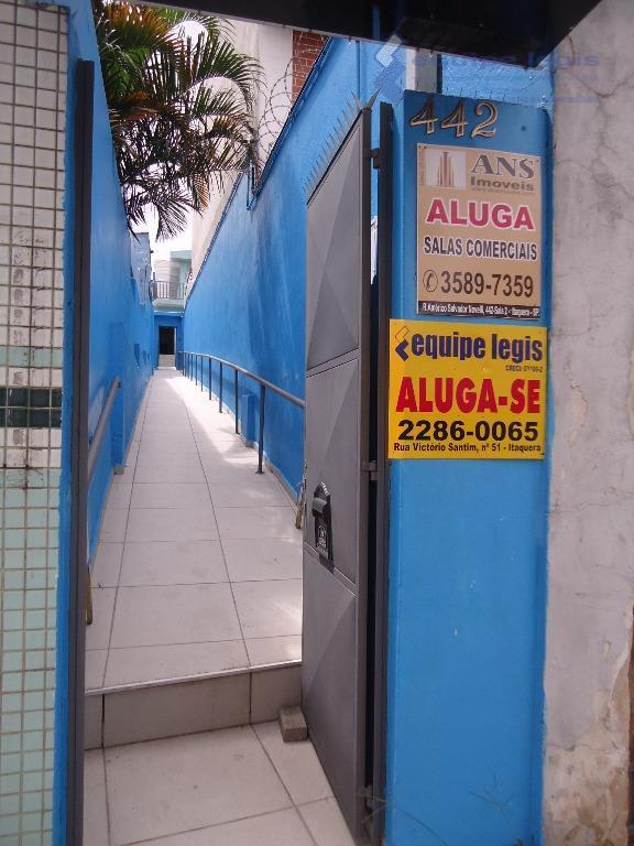 Sala comercial para locação, Itaquera, São Paulo.