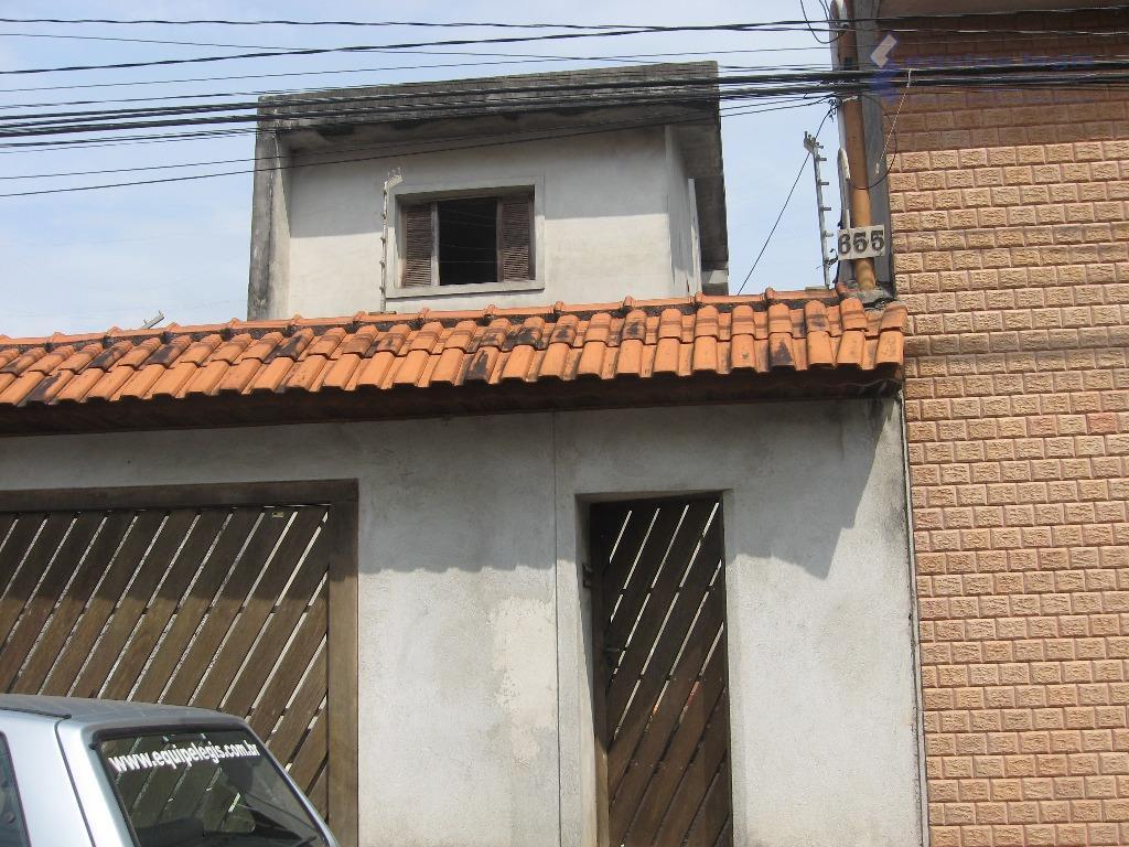 Ótimo Sobrado Vila Carmosina