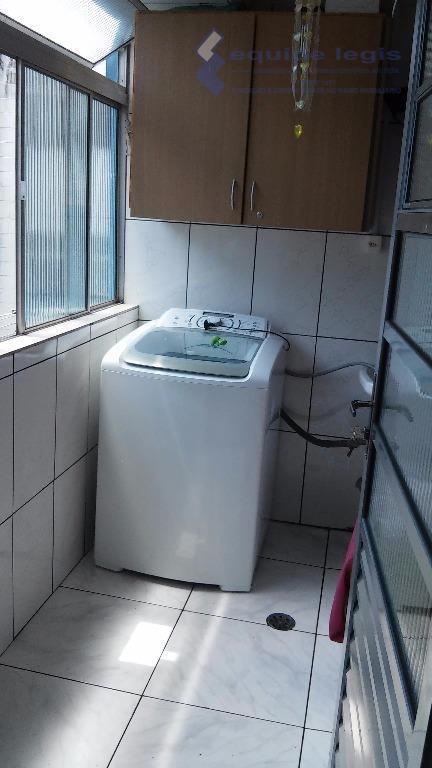 apto com 56 m2 de área construída, com 2 dormitórios, podendo ampliar mais 1, sala, cozinha,...