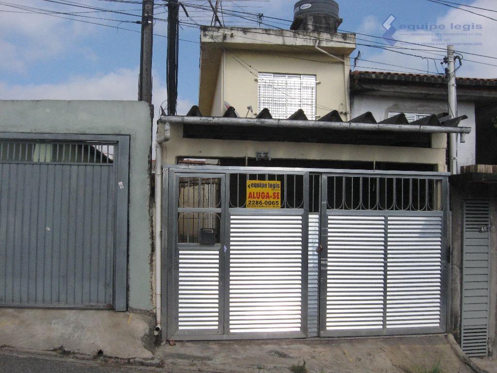 Sobrado residencial para locação, Jardim Helena, São Paulo.