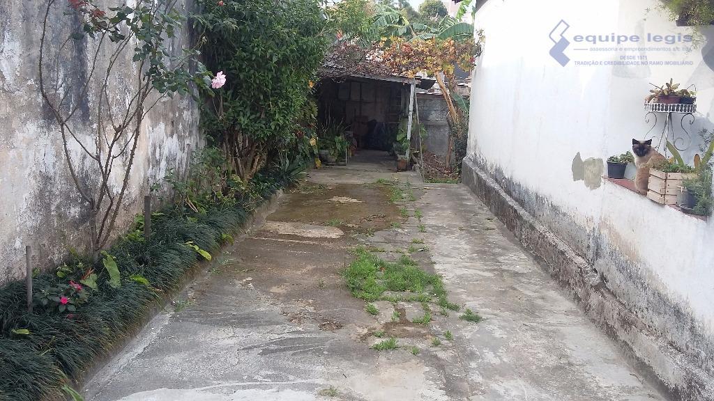 terreno com casa antigametragem 13,00m de frente por 23,00m da frente aos fundostotal de 299,00m²doc. oknão...