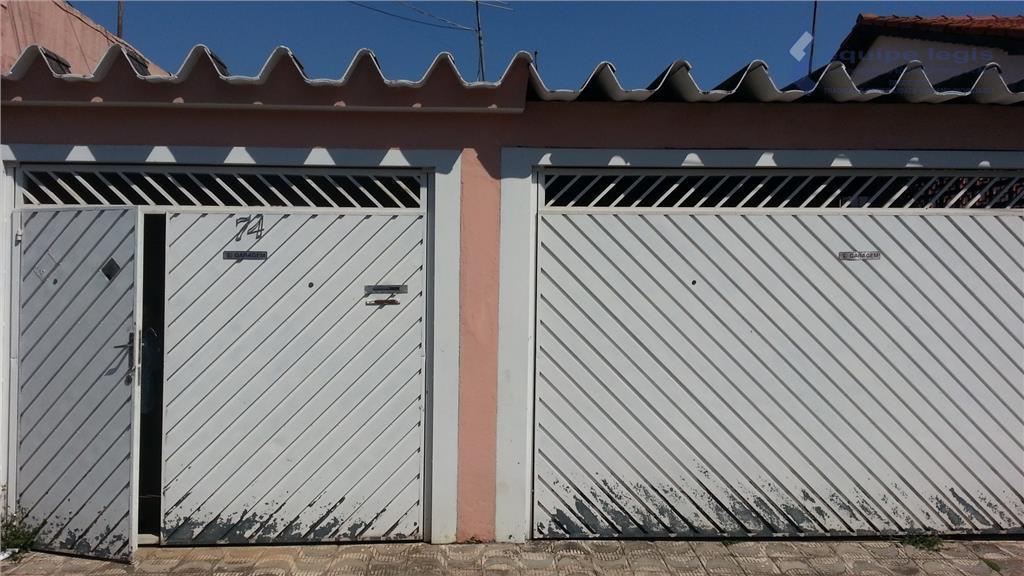 Casa 3 dormitórios Itaquera