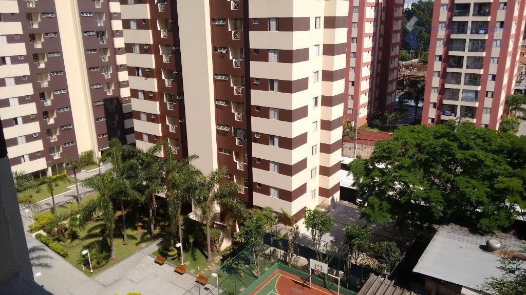 Apartamento residencial à venda, Vila Santana, São Paulo.