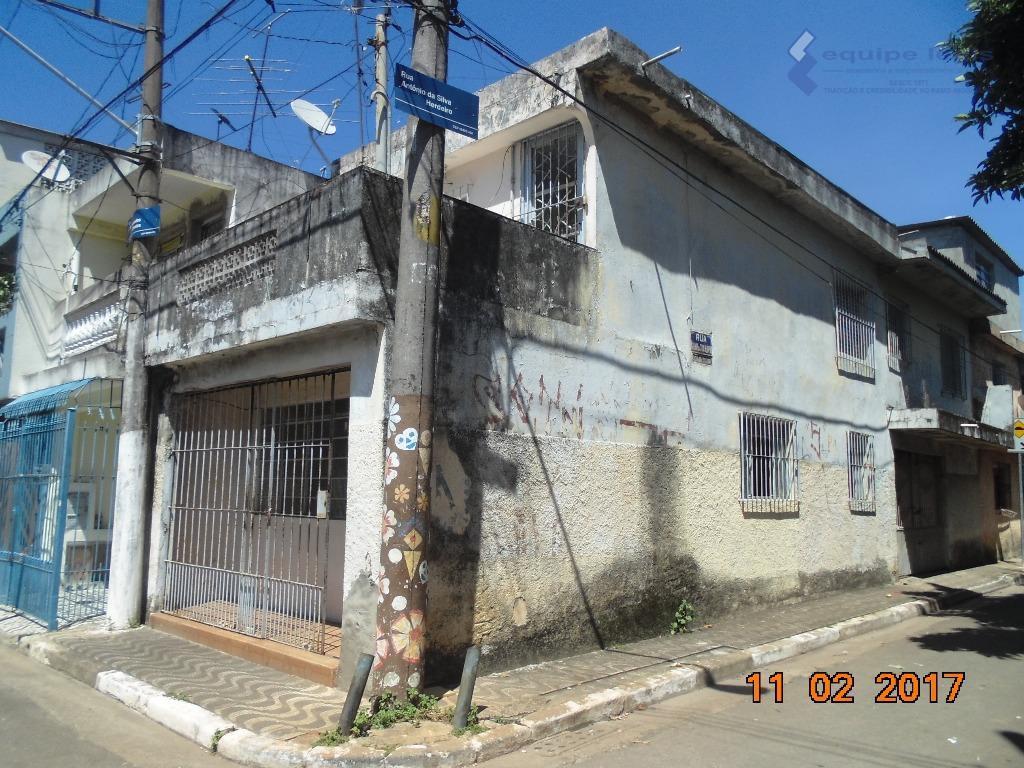 Sobrado residencial para locação, Guaianazes, São Paulo - SO0374.