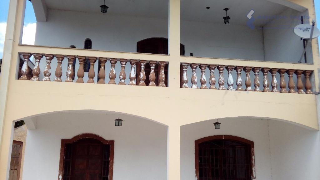 Sobrado residencial à venda, Itaquera, São Paulo.