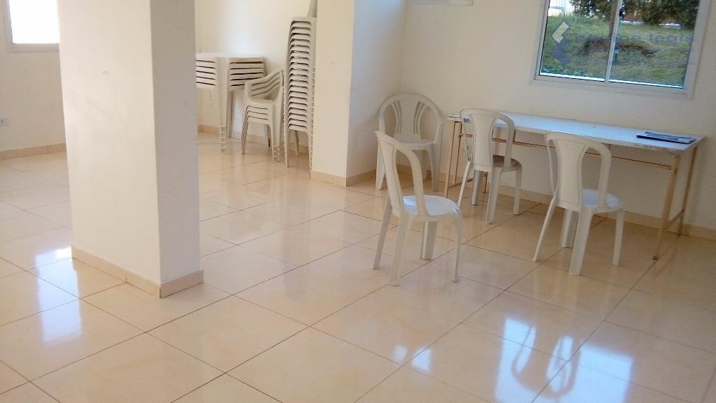 apartamento com 2 dormitórios, sala, cozinha, banheiro, área de serviço, 1 vaga de garagem, sacada, 2...