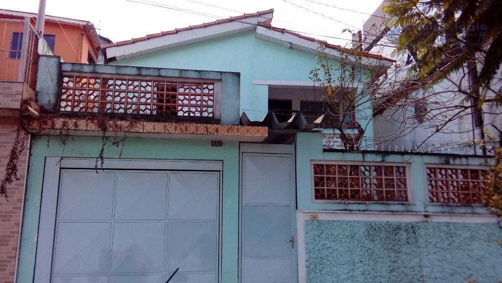 casa antiga com 3 dormitórios, sala, cozinha, banheiro, área de serviço, quintal, 1 vaga de garagem,...