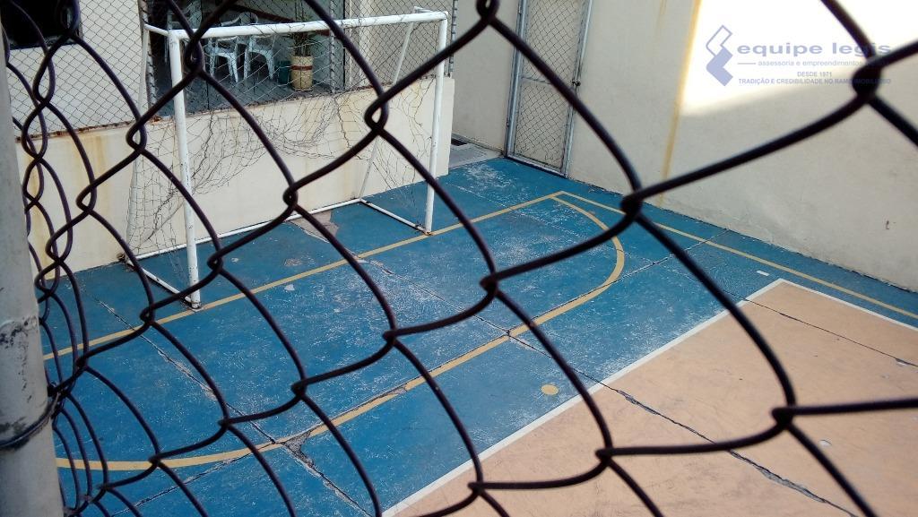 apartamento 2 dormitórios, sala, cozinha,wc. área de serviço 1 vaga de garagem coberta, playground, quadra, salão...