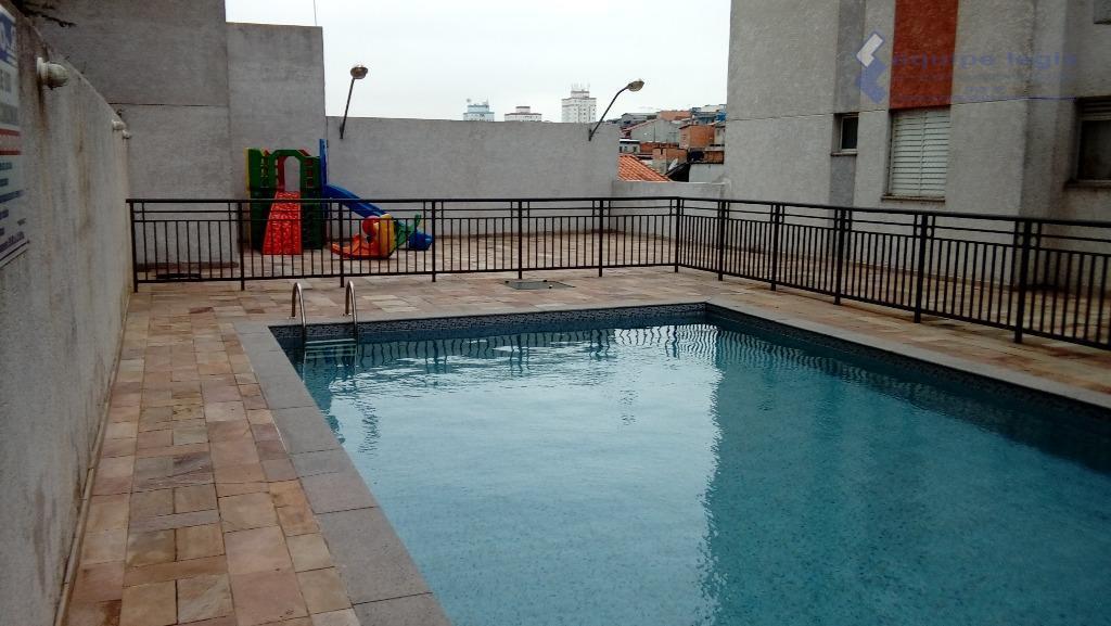 apartamento com 2 dormitórios, cozinha americana, sala para 2 ambientes, wc. área de serviço, 1 vaga...