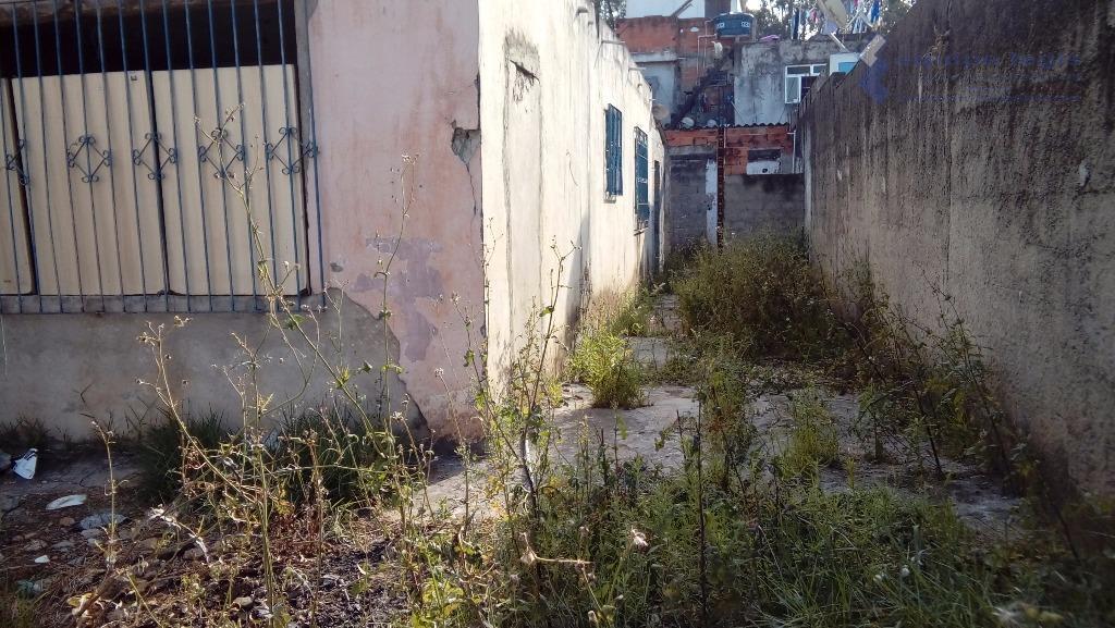 terreno com casa antiga, medindo 7,00 x 24,00, totalizando 168,00 m2. ótima localização( próximo ao centro...