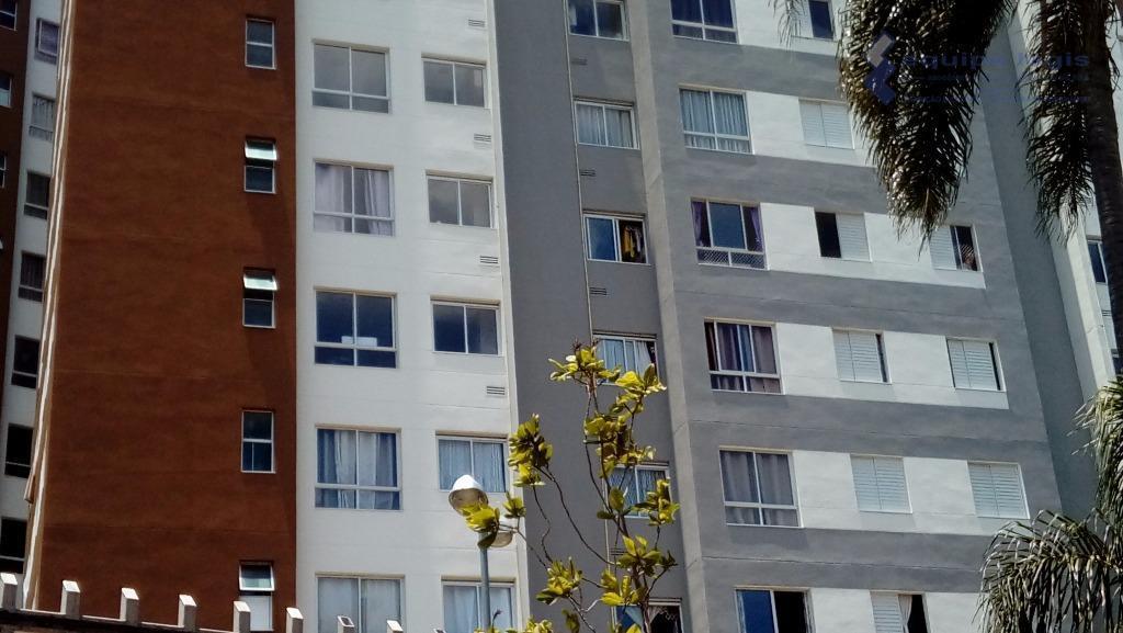 Apartamento residencial à venda, Cidade Tiradentes, São Paulo.